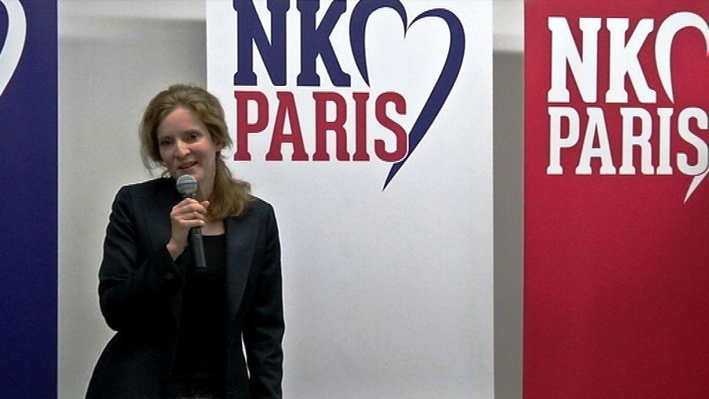 NKM ou Marie-Chantal chez les clodos !