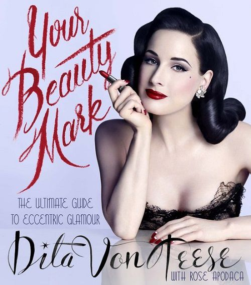 Your Beauty Mark de Dita von Teese est enfin sorti !