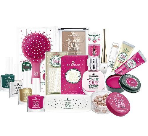 Essence Trend Edition : The little X-Mas factory