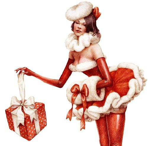 Joyeux Noël à toutes !