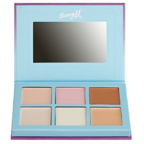 La palette Cosmic Lights Highlighting de Barry M