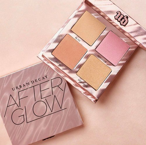 Afterglow highlighter palette d'Urban Decay