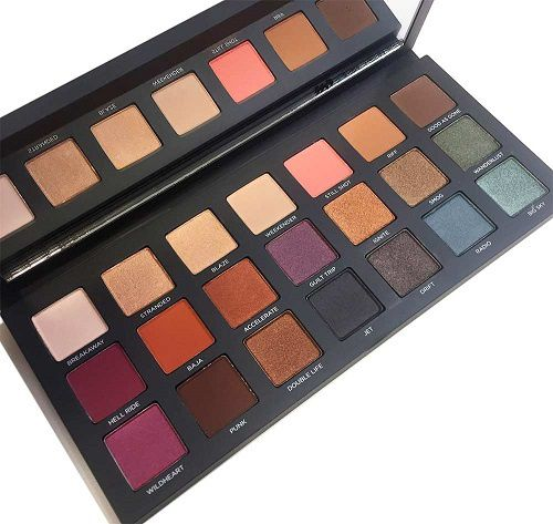 Born to Run, la nouvelle palette d\u0027Urban Decay