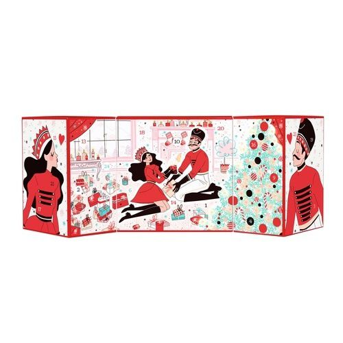 Nocibe Calendrier.L Avent 2018 Vu Par Nocibe Le Blog De Mamzelle Kitkat