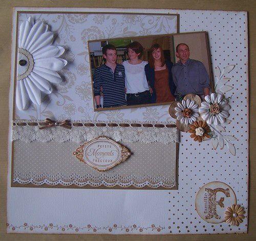 Une Page &quot&#x3B;Famille&quot&#x3B;