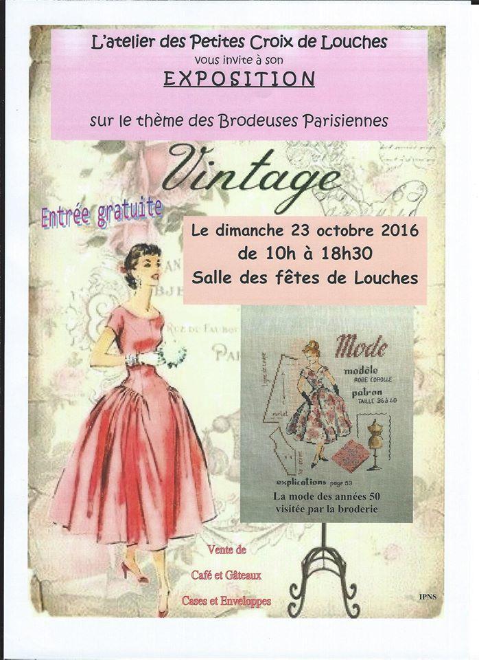 Une exposition &quot&#x3B;Vintage&quot&#x3B; à ne pas manquer !!!