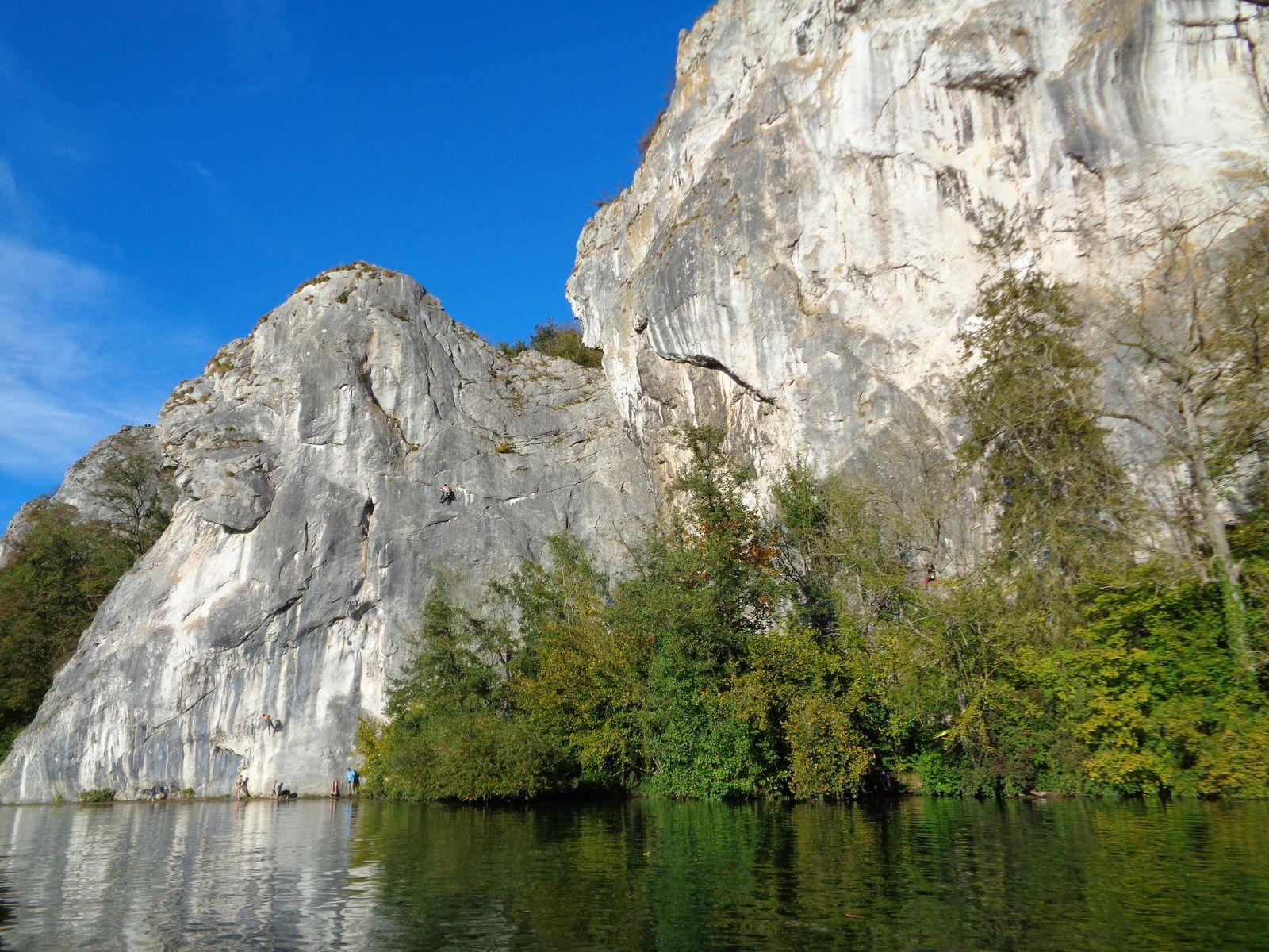 Notre croisière sur la Meuse