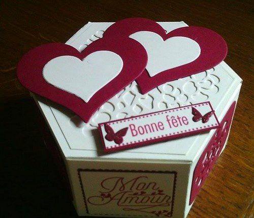 Blog hop des créatives pour la St Valentin