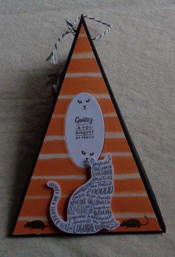 Une boîte pour Halloween