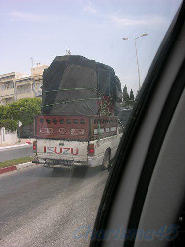 Transport en Tunisie (Voyage en Tunisie)