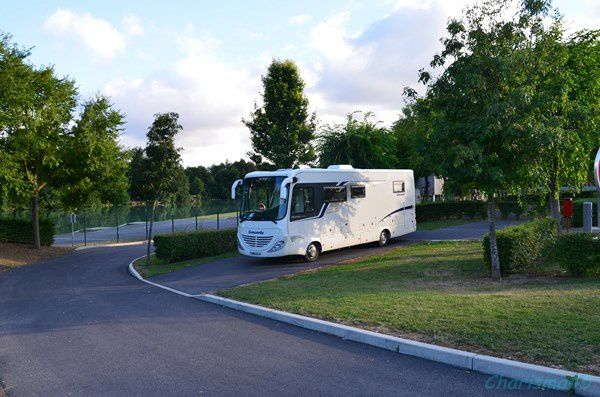 Aire Camping Car Chateau Thierry