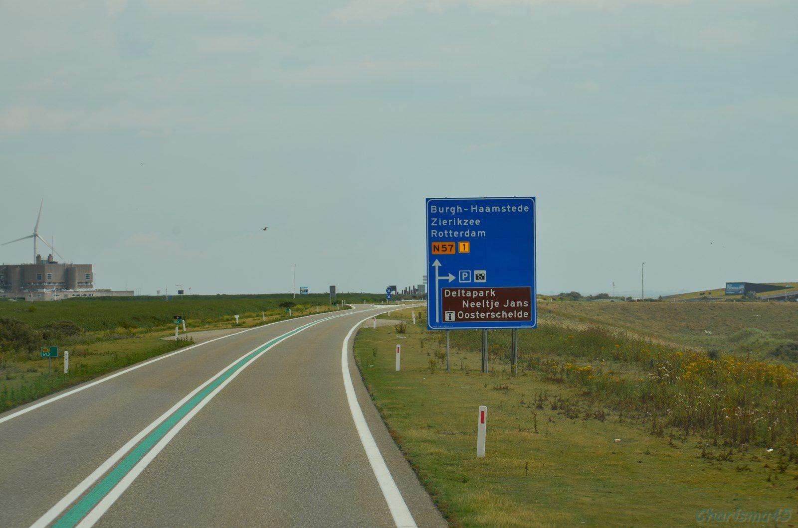 De Middelburg à Kinderdijk
