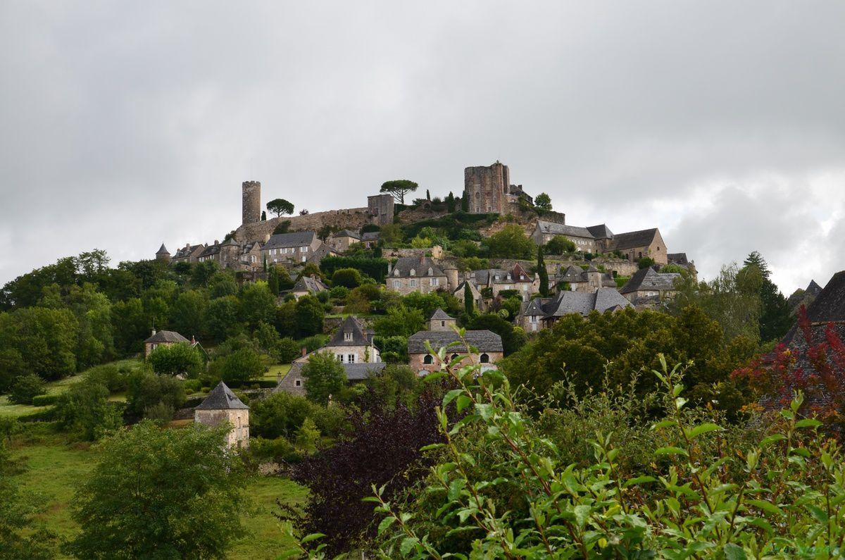 Turenne (Limousin en camping-car