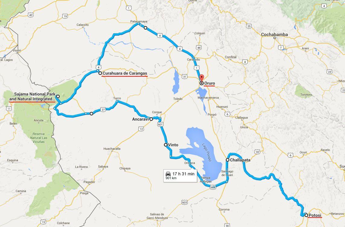 Amériques en camping-car (Itinéraires 2)