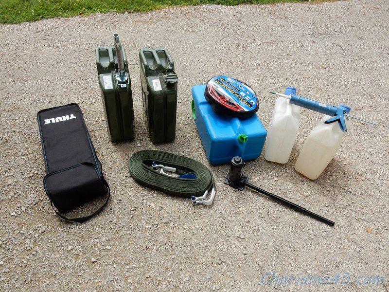 Amérique en camping car (Préparation suite)