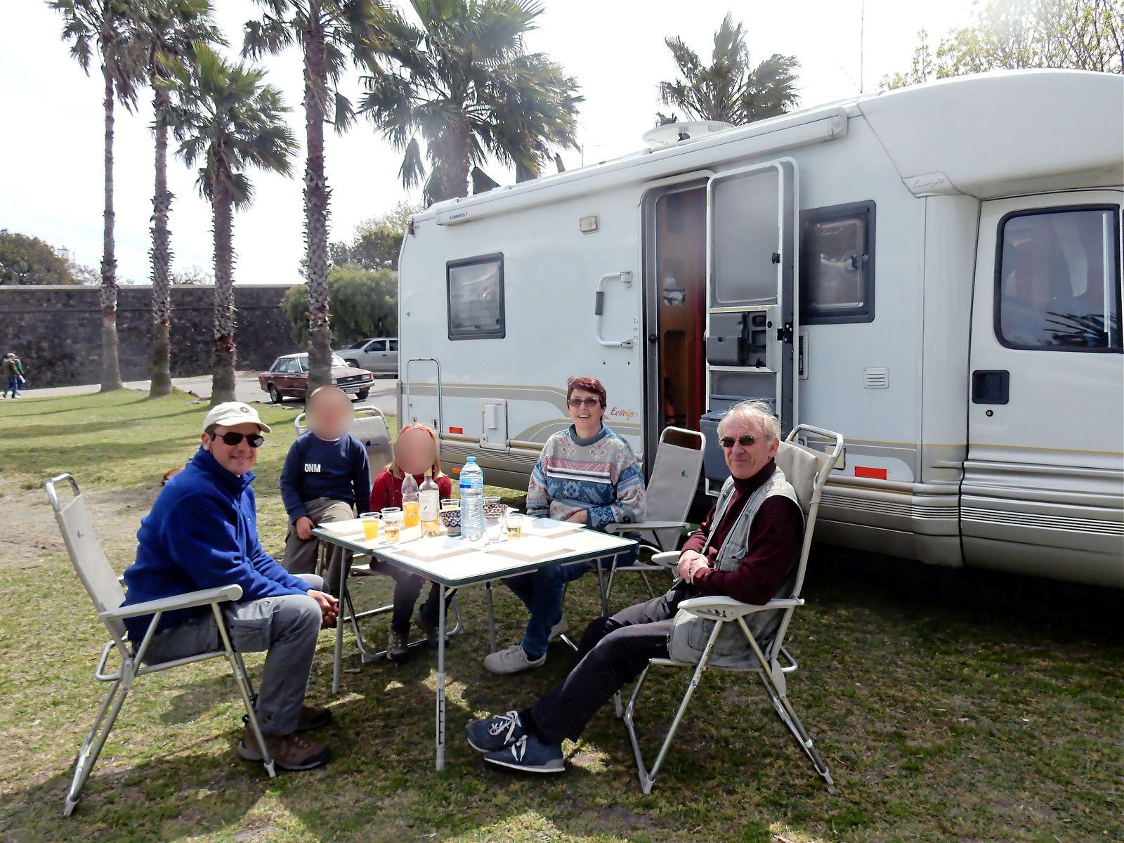 Anvers En Camping Car
