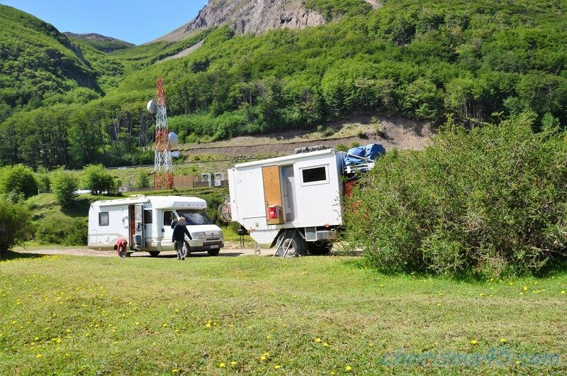 Rencontre voyage camping car