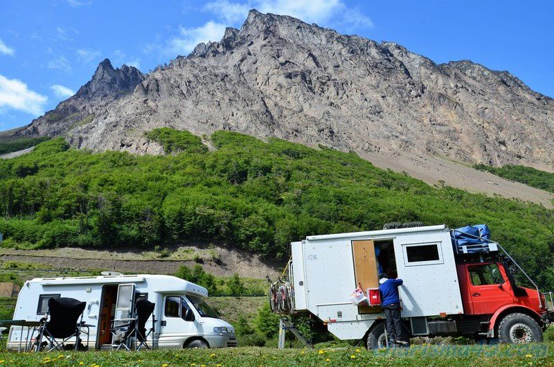Rencontre camping car video