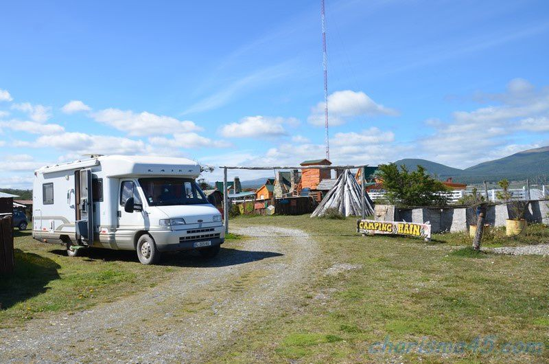 Camping Hain (Argentine ne camping-car)