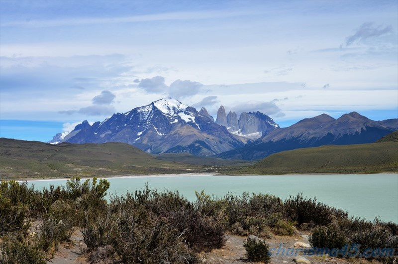 Torres del Paine - Paso Don Guillermo (Chili en camping-car)