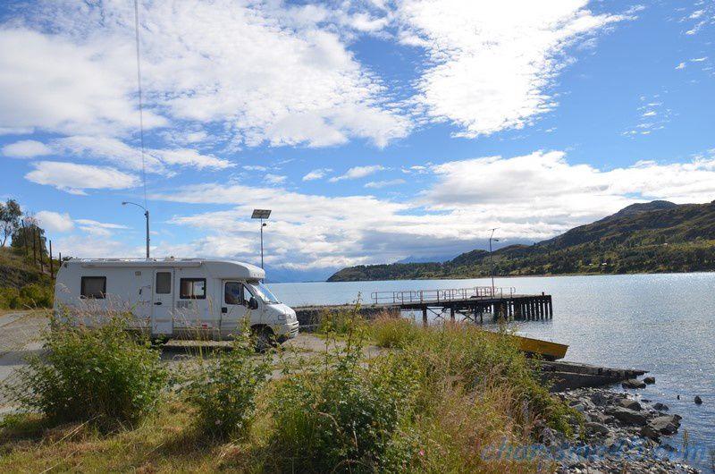 En route vers la Carretera Austral 2 (Chili en camping-car)