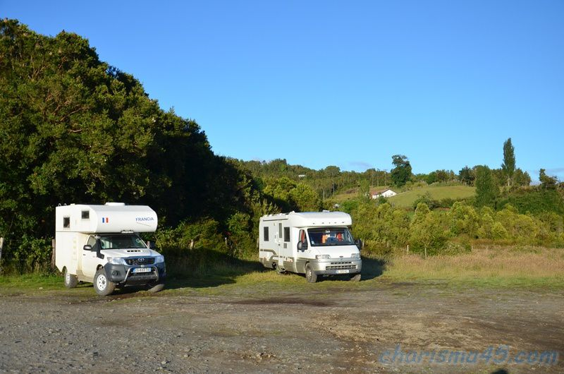 Chiloé en camping-car (Chili en camping-car)