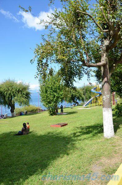 Osorno (Chili en camping-car)