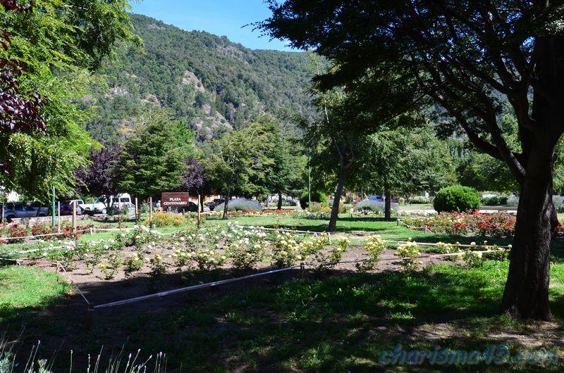 San Martin de los Andes-Parc Lanin (Argentine en camping-car)