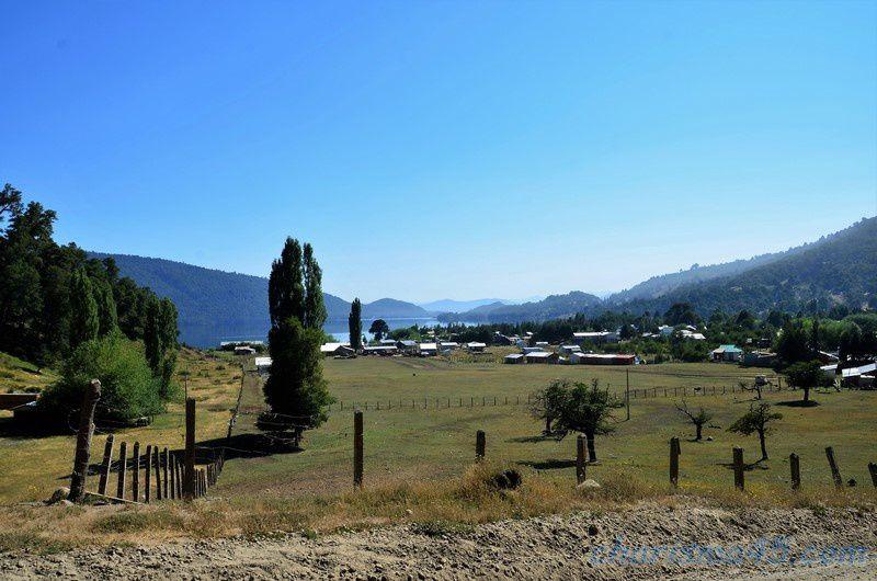 Pucon-Paso Icalma (Chili en camping-car)