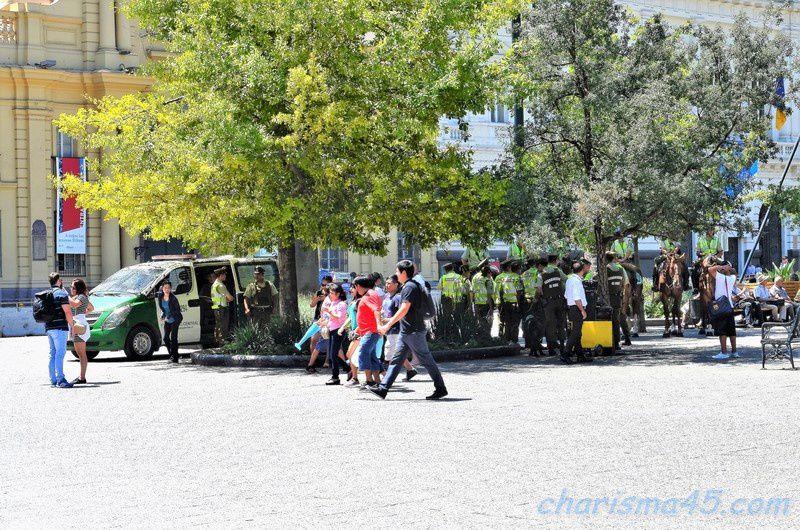 Santiago (1) (Chili en camping-car)
