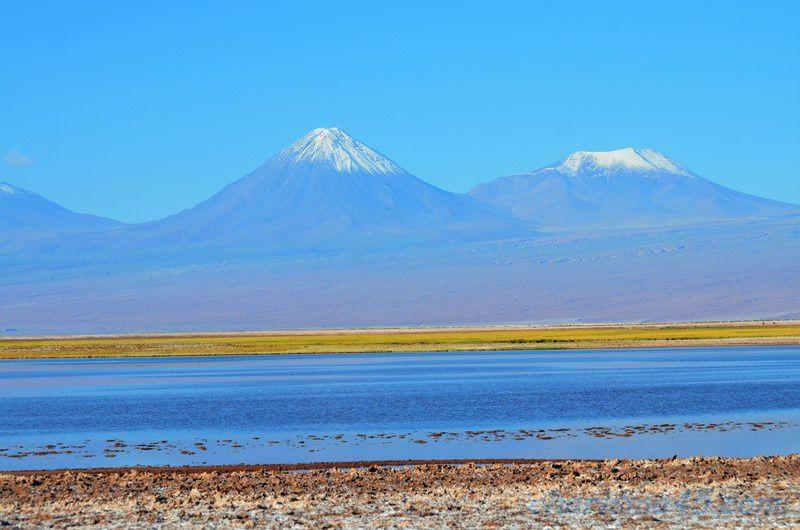 Laguna Tebenquiche  (Chili en camping-car)