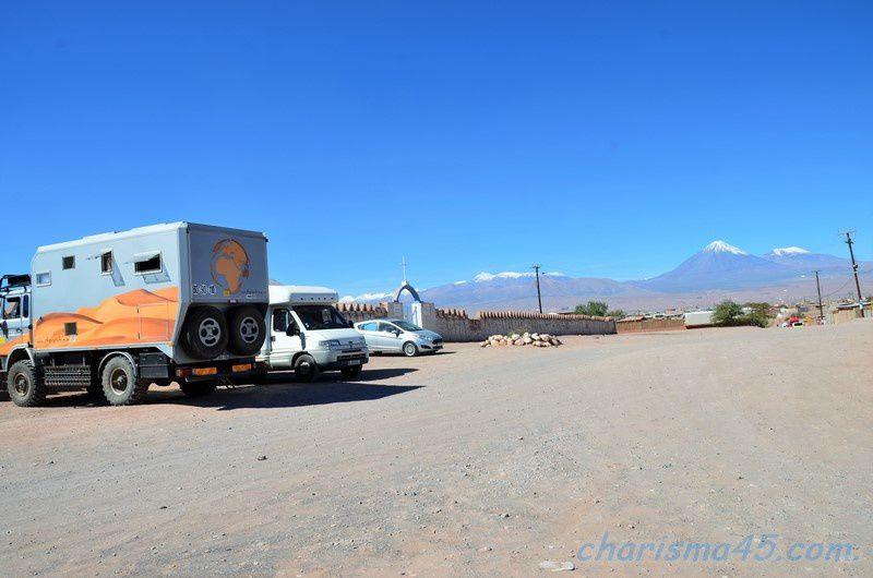 San Pedro de Atacama (Chili en camping-car)