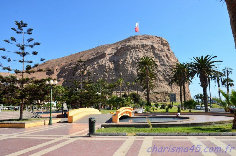 Arica (Chili encamping-car)