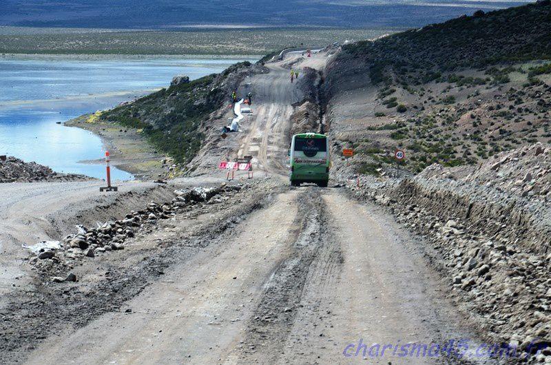Arica, Putre, Paso Chungara (Chili en camping-car)