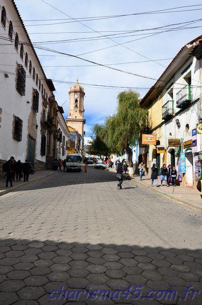 Potosi (Bolivie en camping-car)
