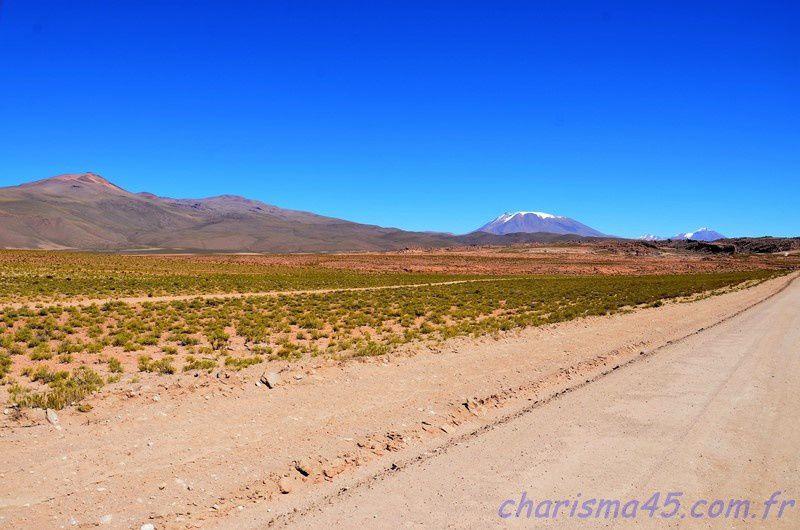 Uyuni-Ollagué (Bolivie en camping-car)