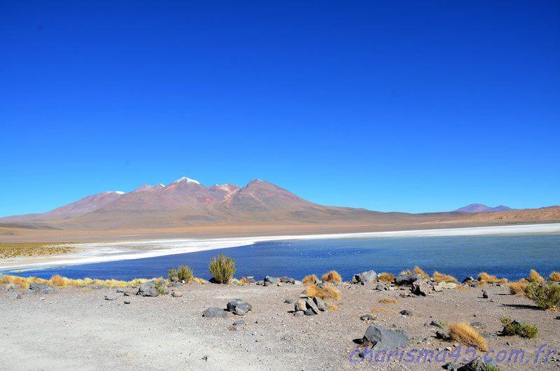 Laguna Canapa (Bolivie en camping-car)