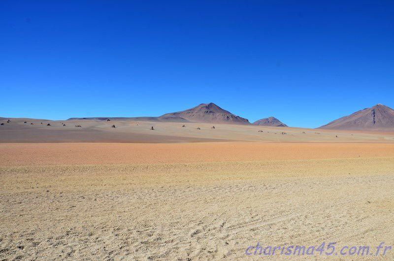 Parc Eduardo Avaroa, Désert de Dali (Bolivie en camping-car)