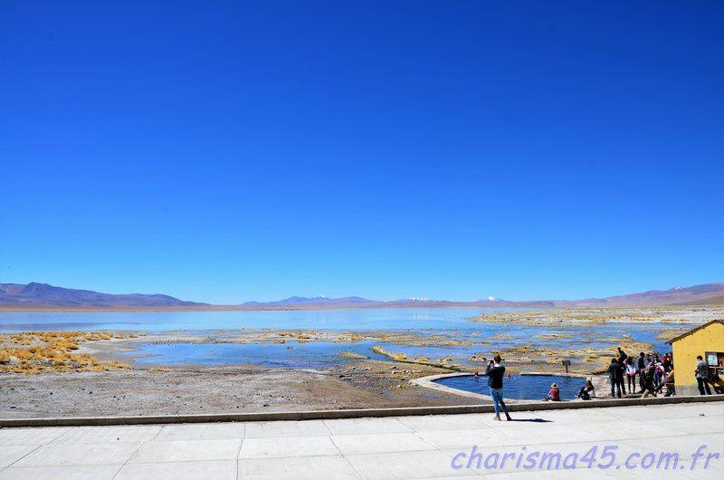 Laguna Chalviri (Bolivie en camping-car)