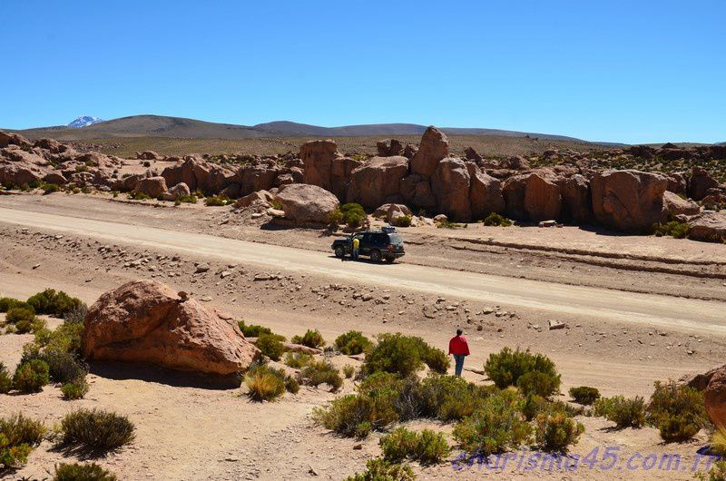 Vallée de las Rocas (Bolivie en camping-car)