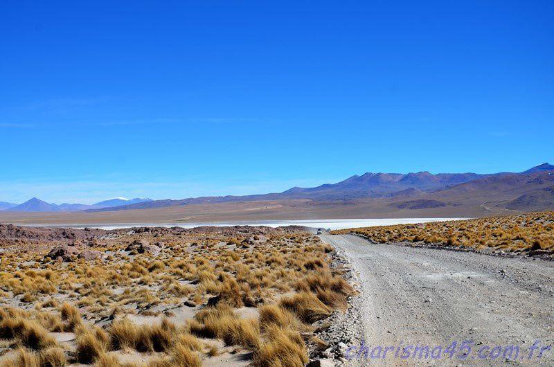Sud et nord Lipez en camping-car (Bolivie en camping-car)