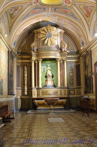 La cathédrale, Cordoba (Argentine en camping-car)