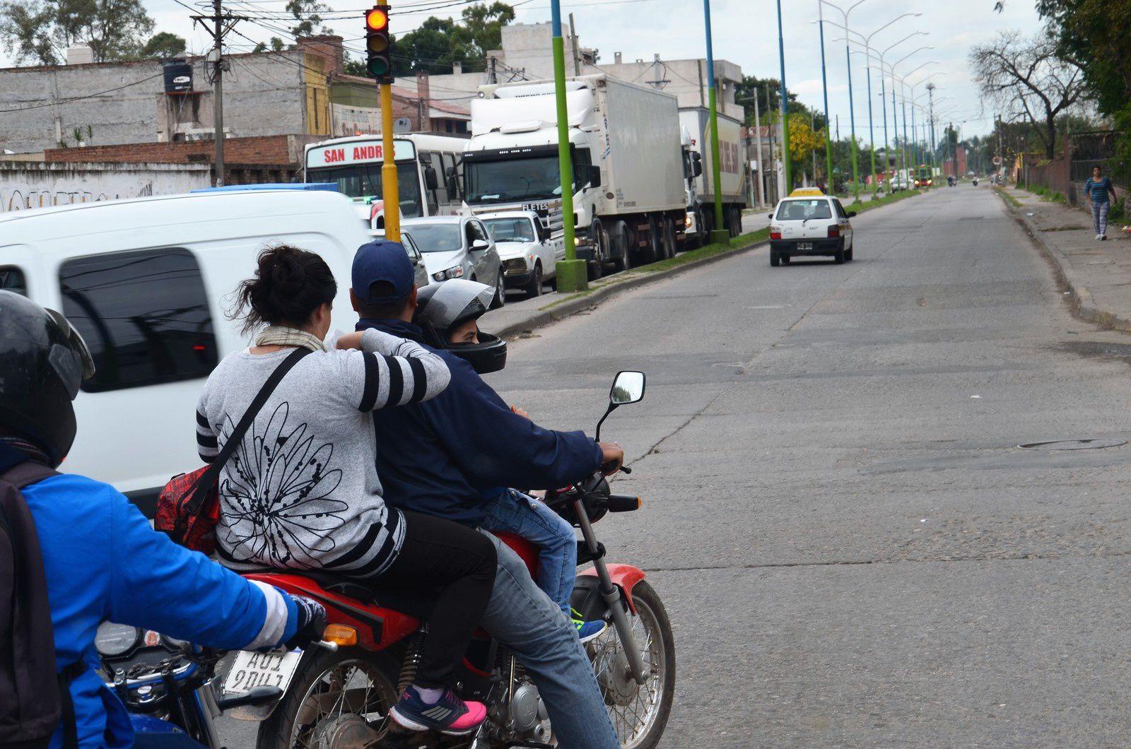 Ruta 9 Salta-San Miguel de Tucuman (Argentine en camping-car)