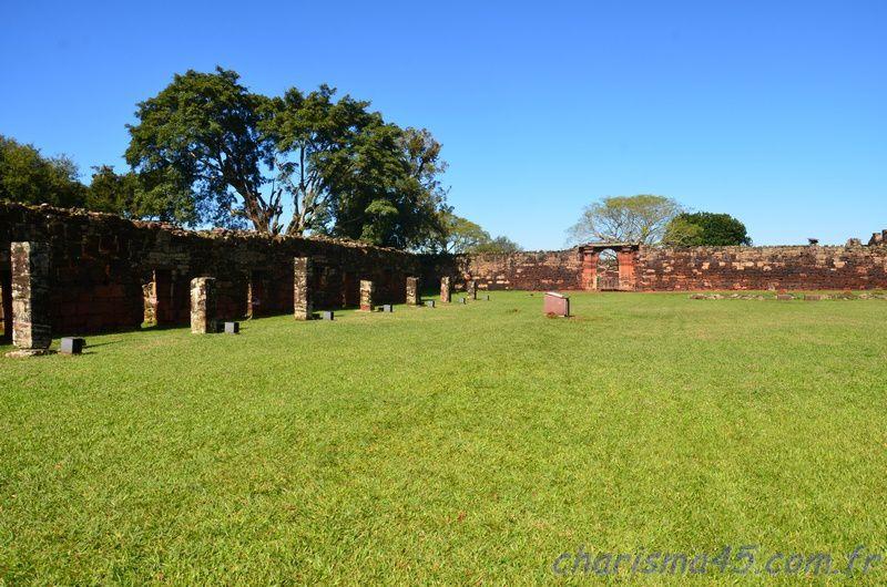 Mission de San Ignacio (Argentine en camping-car)