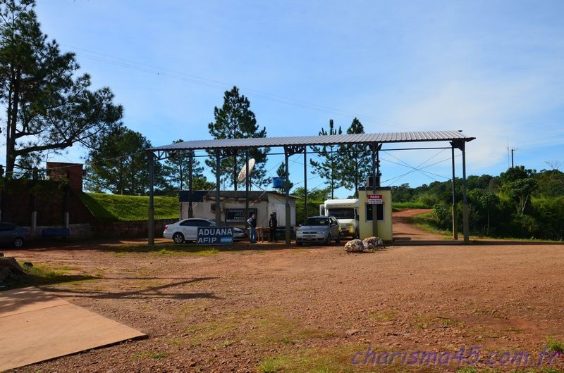 Puerto Mani (Argentine en camping-car)