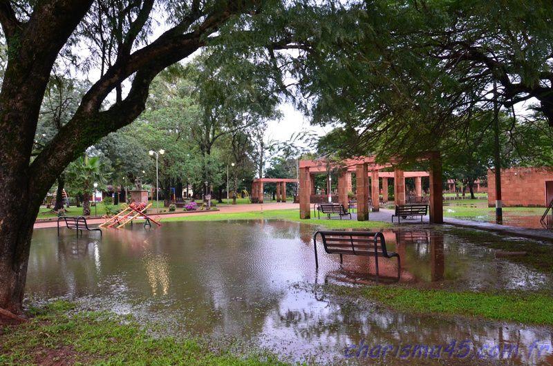 San Come y San Damian (Paraguay en camping-car)
