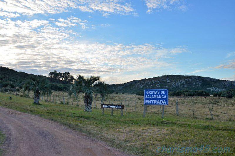 Grutas de Salamanca (Uruguay en camping-car)