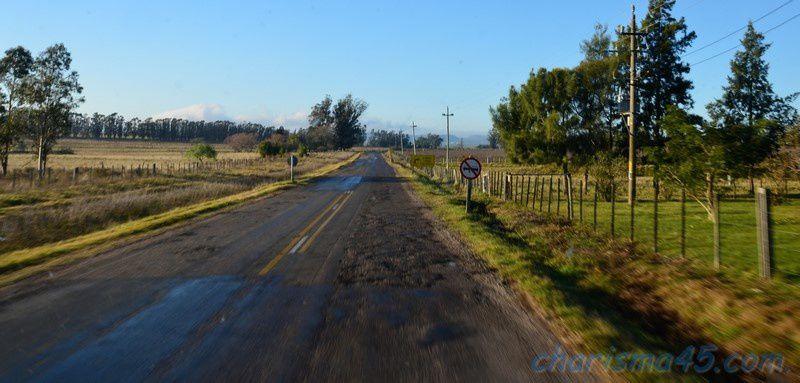 Uruguay en camping-car