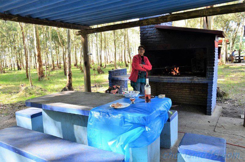 Retour à Colonia del Sacramento (Uruguay en camping-car)