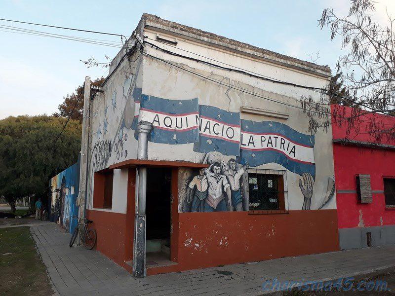 Villa Soriano (Uruguay en camping-car)